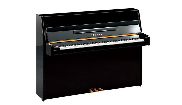Yamaha piano verticali b series for Yamaha b series piano
