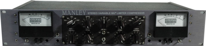 Manley Stereo Variable MU