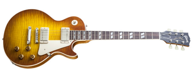 gibson - les apul long scale
