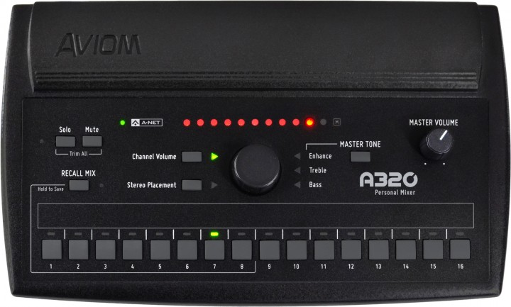 Aviom - A320 Personal Mixer