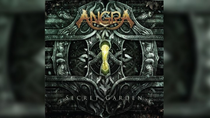 angra - secret garden cover