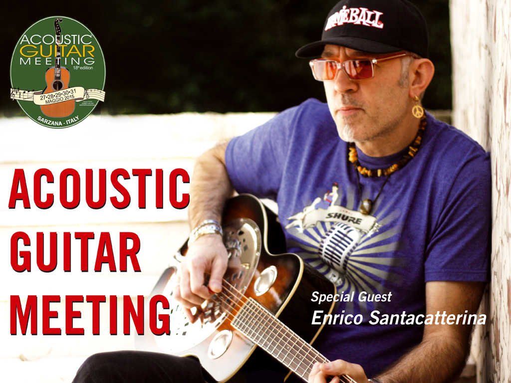 Acoustic Guitar Meeting 2015 - Santacatterina