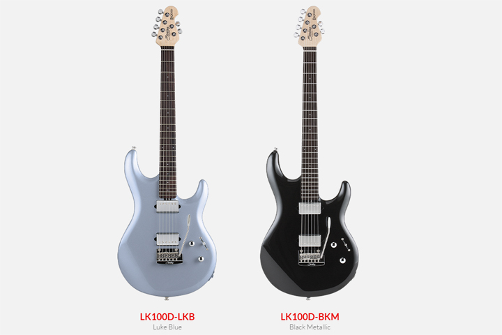 music man - steve lukather LK100D