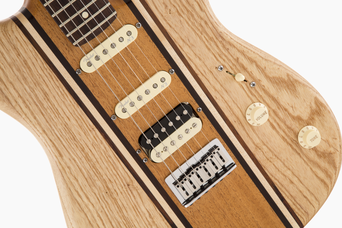 Fender - Limited Edition American Longboard Stratocaster HSS