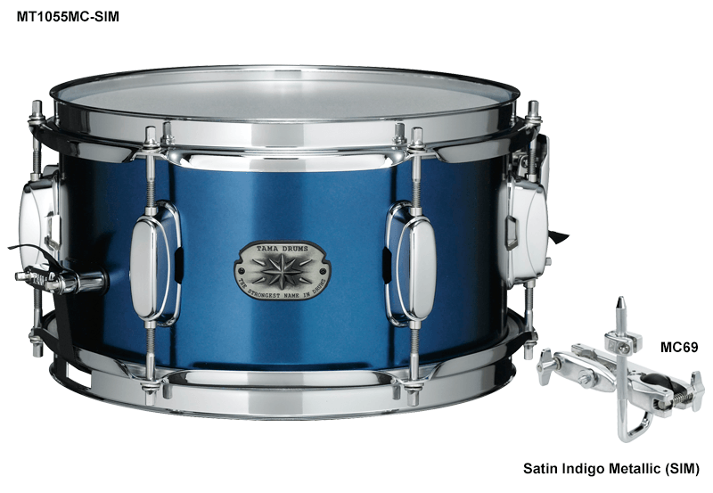 Tama - Metalworks Snare Drums Limited Edition 2