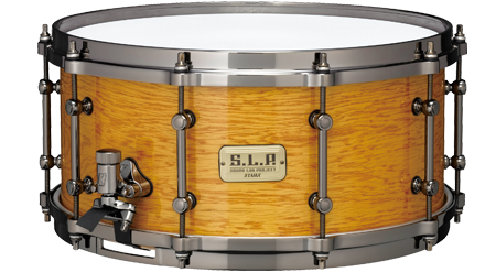 Tama - SLP SOUND LAB PROJECT - Oak Shell SNare 1