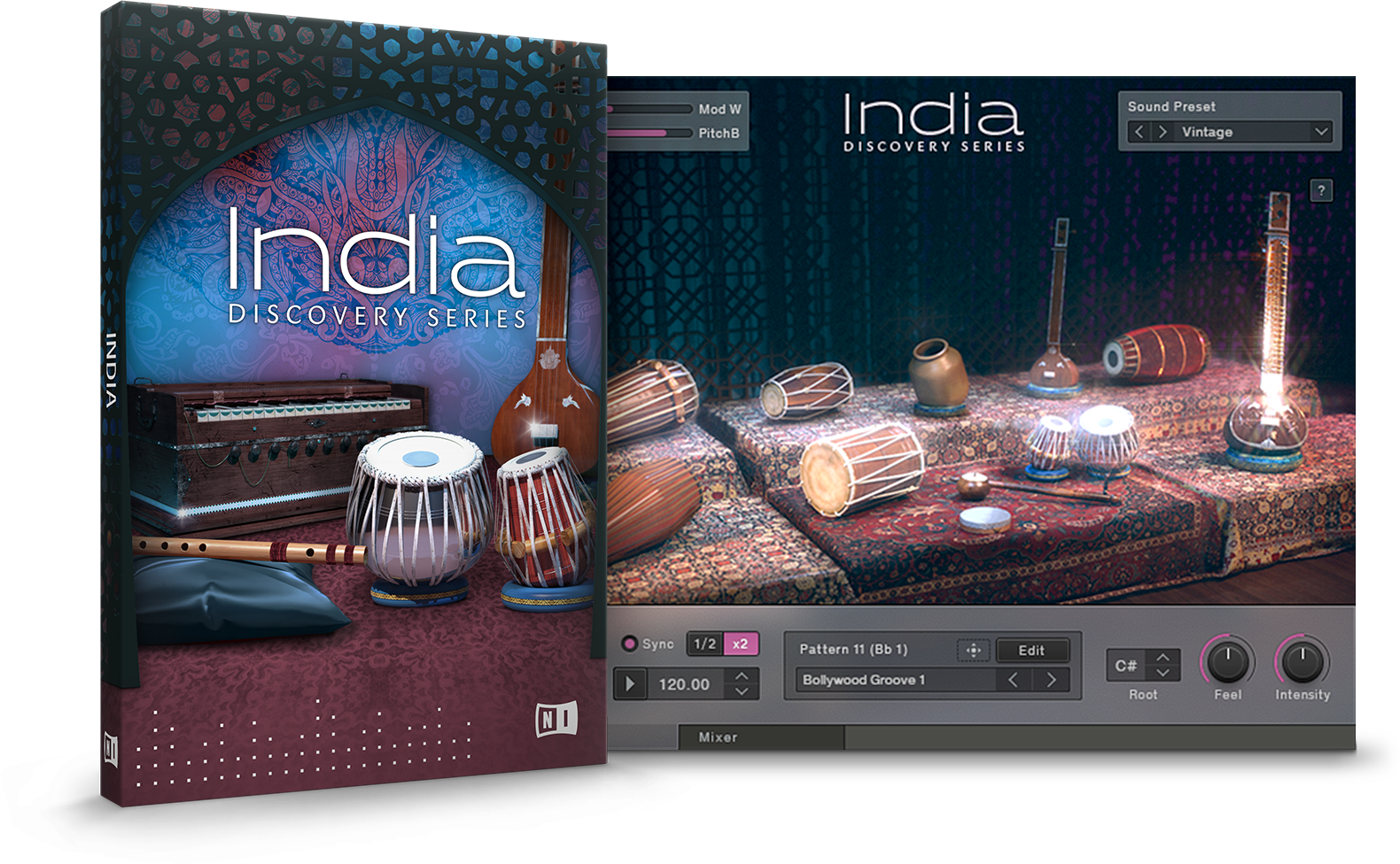 native instruments discovery series india. Black Bedroom Furniture Sets. Home Design Ideas