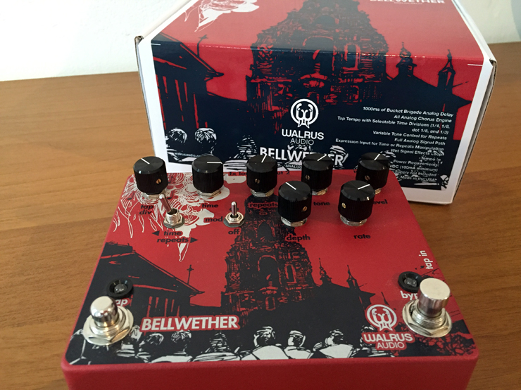 Walrus Audio - Bellwether - Test 4