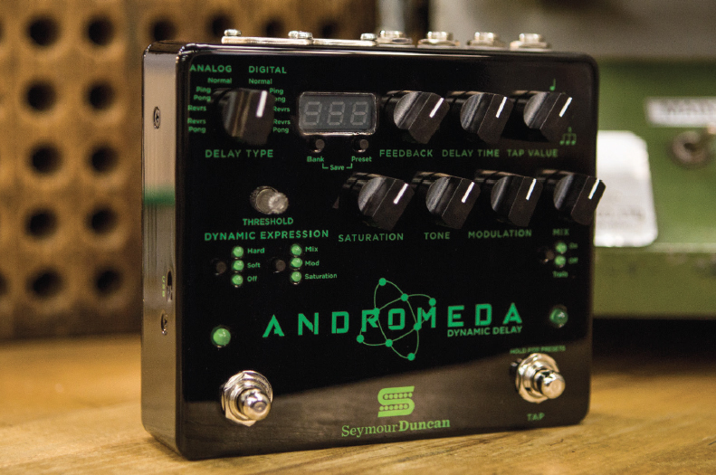 Seymour Duncan: Andromeda Dynamic Delay - ZioMusic.it